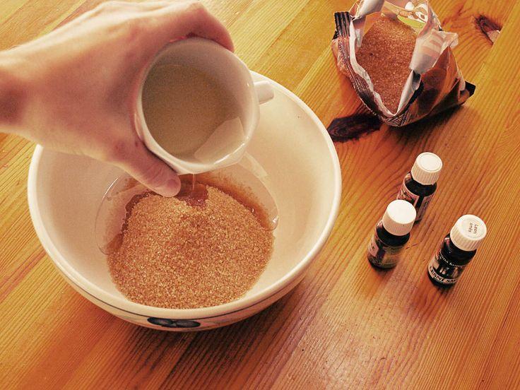 Recept na domácí peeling za pár korun!