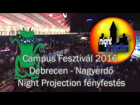 Campus Fesztivál 2016 ★ Debrecen - Nagyerdő - Night Projection fényfestés  További információ: https://www.facebook.com/events/108610059486441/  További információ és egyedi fényfestések megrendelése: http://www.night-projection.hu/  #campus #campusfesztivál #debrecen #nagyerdő #NightProjection #fényfestés #raypainting #visuals