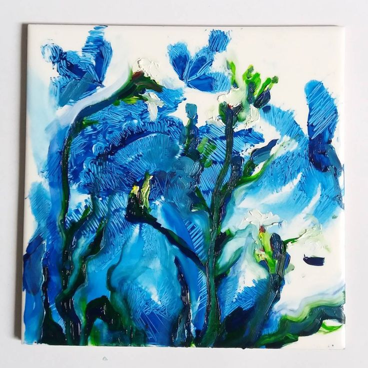 "Ansofie Jordaan Art | Day 4 | December | Instagram #paintingeveryday #butterflygrass #gaura"""