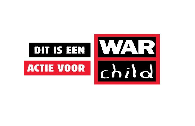 Bergen verzetten met War Child