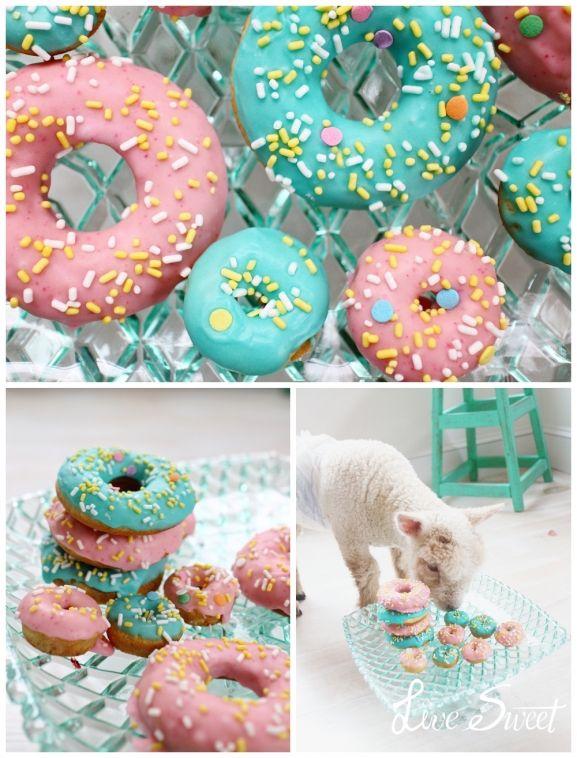 Donut www.livesweetblog.com