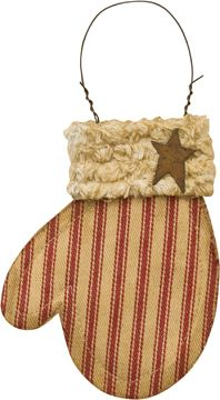 Stiffy Mitten Ornament - Craft Wholesalers --