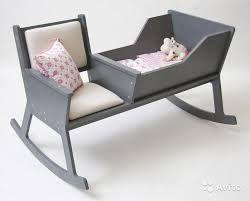 Картинки по запросу кресло качалка с детской кроваткой