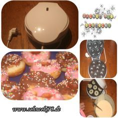 [Rezept] Mini Donuts für Donutmaker   sehr lecker http://schnecki78.de/2014/10/rezept-mini-donuts-fuer-donutmaker-sehr-lecker/ #Rezept #backen