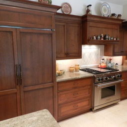 Traditional Kitchen Dark Cabinetry Design, Pictures, Remodel, Decor and Ideas - page 9