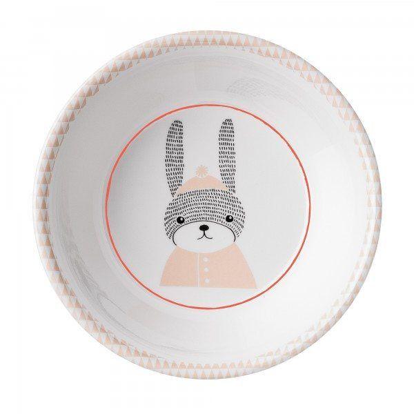 Kids Melamine Bowl Bunny Sophia By Bloomingville Melamine Bowls Kids Melamine Kids Dinnerware