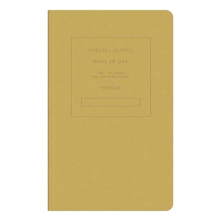 Embossed Dot Grid Notebook- Fuse