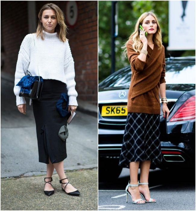Street style e as tendências fashion: maxi tricot