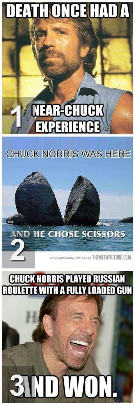 The 50 Funniest Chuck Norris Jokes of All Time