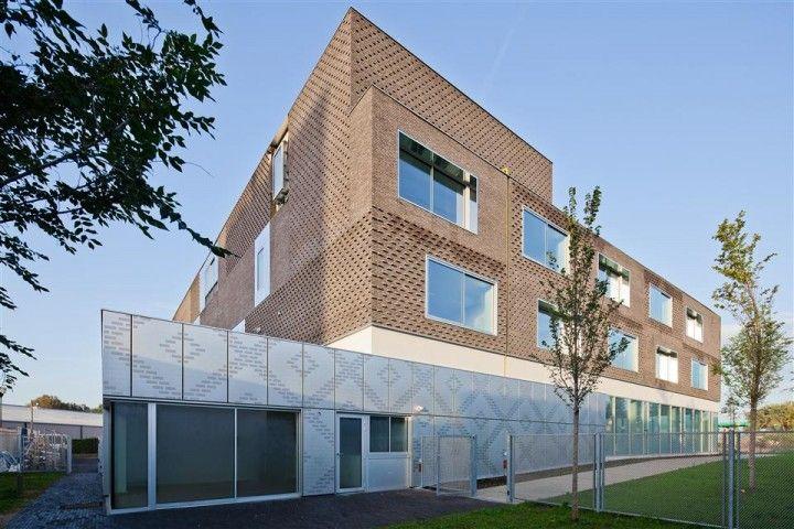 IUT de Montreuil - 2/3/4/ Architecture