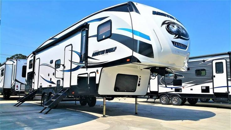 2018 Forest River Cherokee Arctic Wolf 315TBH8 for sale  - Ville Platte, LA | RVT.com Classifieds