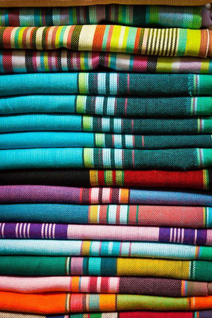 Kikois In Nairobi City Market by Greg McMullin, via Flickr