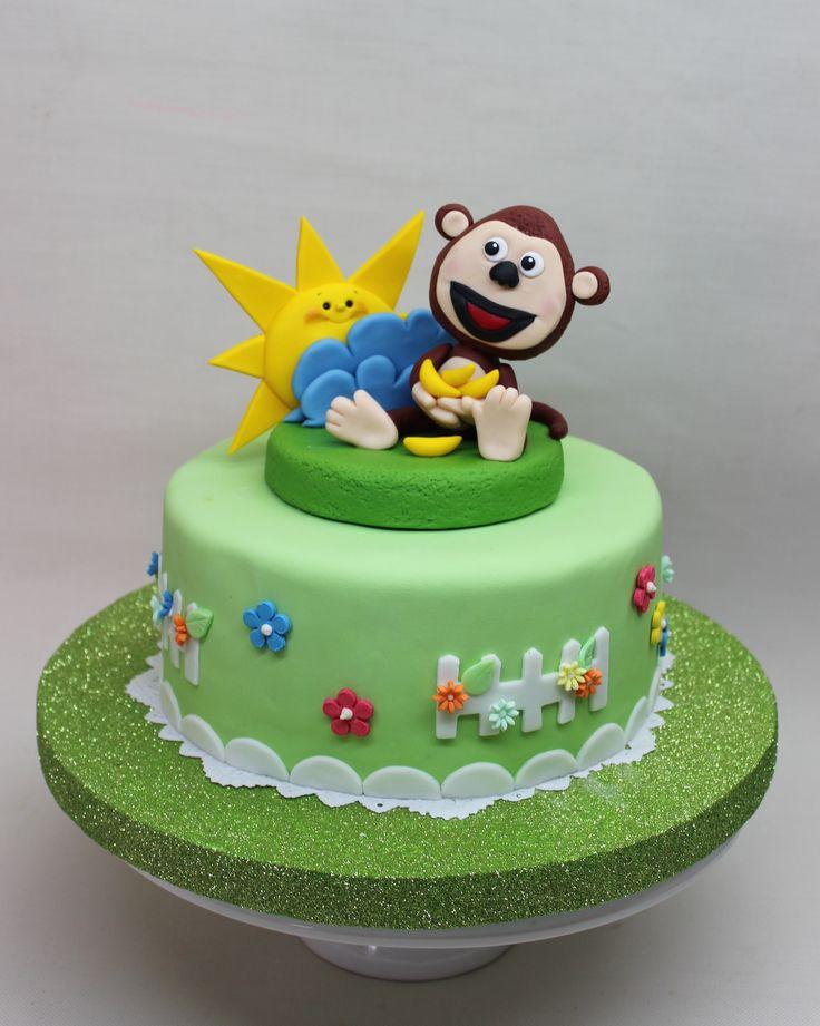 Torta Mono Bubba by Violeta Glace
