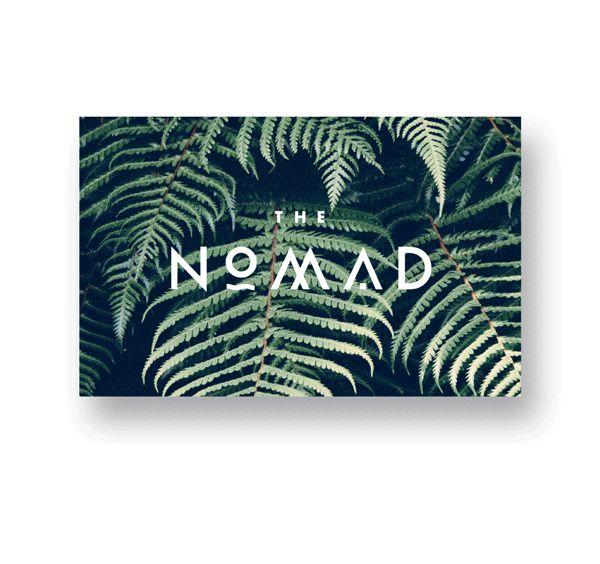 The Nomad | Branding on Branding Served