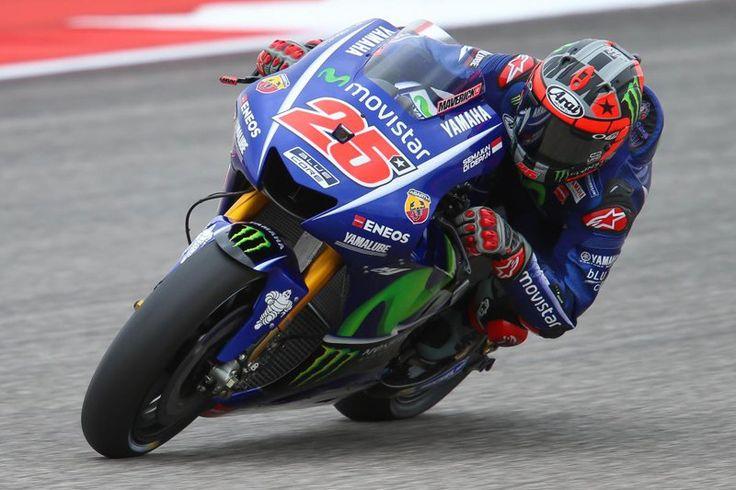 【MotoGP】 第3戦アメリカズGP:ビニャーレスがフリー走行3回目のトップ  [F1 / Formula 1]