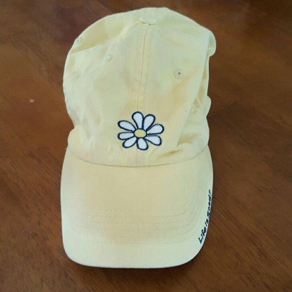Life is Good Hat Yellow life is good! Life is Good Accessories Hats
