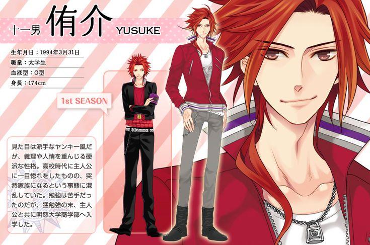 Asahina Yuusuke season 2
