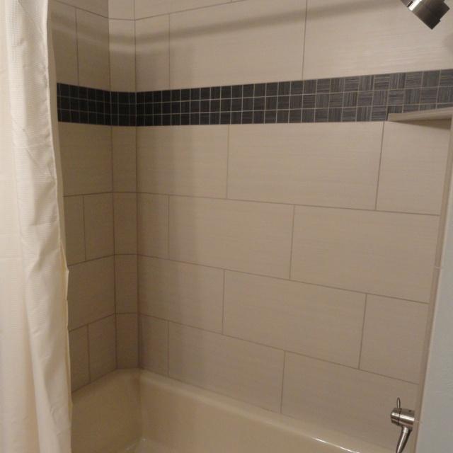 9 best bathroom images on pinterest bathroom ideas for Daltile bathroom tile designs