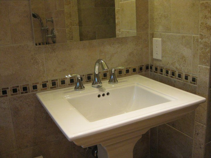 Kohler Memoirs Classic Pedestal Sink Bathroom Ideas