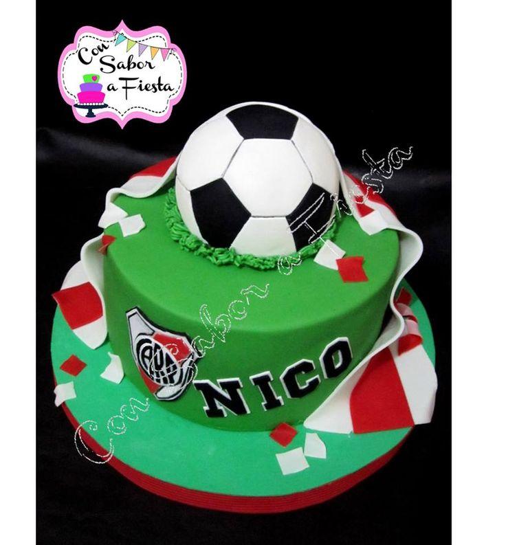 #futbol #cacke #river #boys