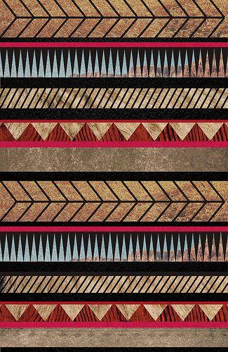 #Aztec #Hipster #Wallpaper