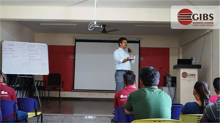 GIBS Conducts a Subject Matter Expert (SME) Session on Legal Aspects of Business by CA Sujanendra M Y (Seniors Officer at ROBERT BOSCH). The Session helps students to understand the Legal matters of Business, functioning and importance of Companies Act and SEBI, for the better functioning of any organization.  #GIBS #MBA #PG #PGPM #GIBians