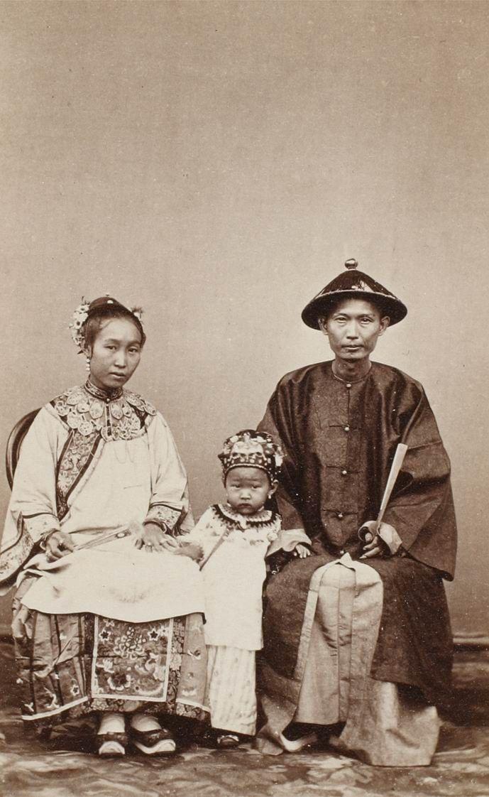 Chinese familie van Timor