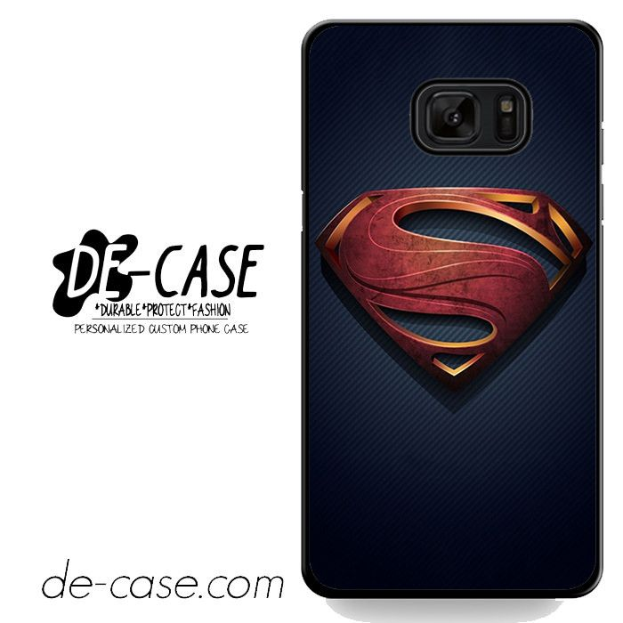 Man Of Steel Suit DEAL-6826 Samsung Phonecase Cover For Samsung Galaxy Note 7