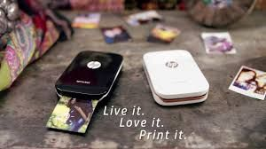 We LOVE this great HP printer on the go! #musthave hp sprocket