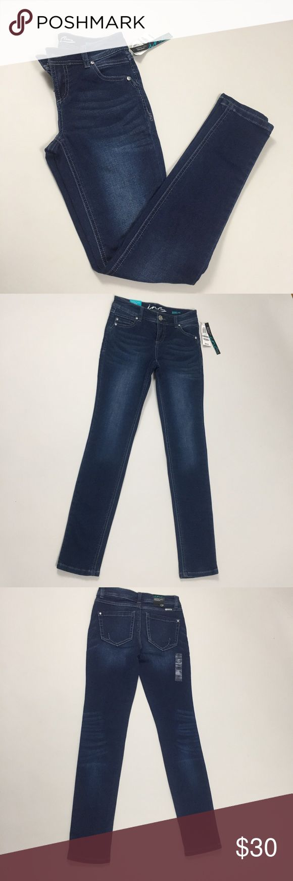 "🆕 INC Skinny Leg Regular Fit Jeans Rose Wash 🔹 New! INC International Concepts Women's Jeans 🔹 Rose Wash 🔹 Skinny Leg 🔹 Regular Fit 🔹 72% Cotton 26% Polyester 2% Spandex 🔹 Waist: 13"" 🔹 Length: 37.5"" 🔹 Inseam: 28.5"" 🔹 Measured Flat ⭐️⭐️⭐️ Enjoy 20% Off Bundles! INC International Concepts Jeans Skinny"