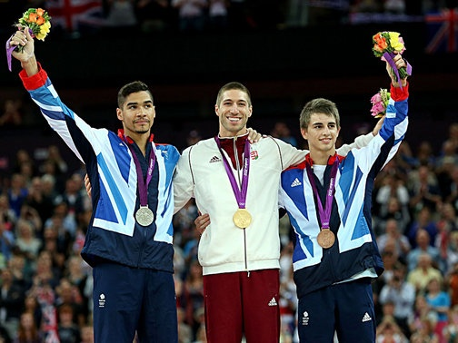 Pre-event favourite Smith was pipped to the gold by Hungary's Krisztian Berki in the North Greenwich Arena by the narrowest of margins.