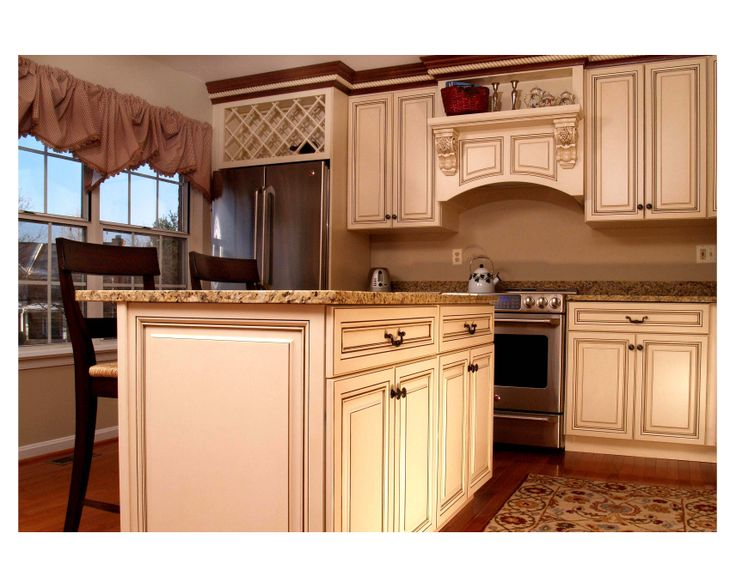 This is a traditional style custom kitchen remodel from for Kitchen cabinets 2nd ave brooklyn