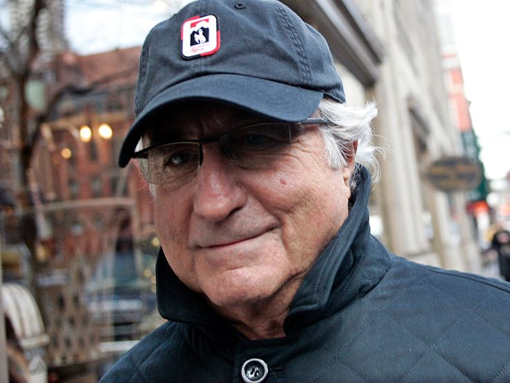 Bernie Madoff is still in business even though he is behind bars. The convicted fraudster...