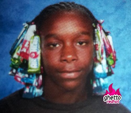 High school year book failAirheads, Funny Pictures, Ghetto Mess, Candies Hair, Yearbooks Photos, Funny Stuff, Ratchet, Pictures Day, Hot Ghetto