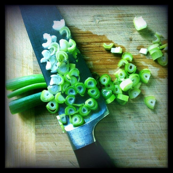 Just sharpened knife - bliss