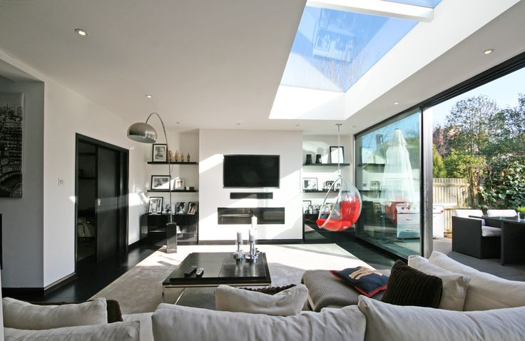 #Living, #Room, #Modern #Architecture