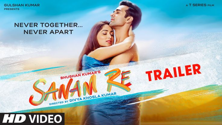 """SANAM RE"" Official Trailer 
