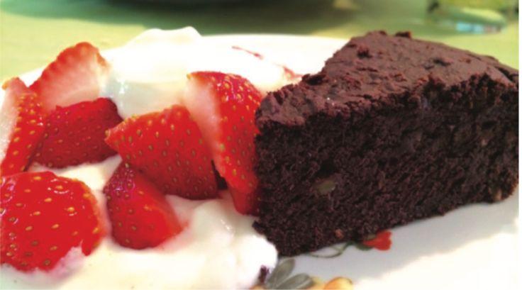 gezonde brownie recept