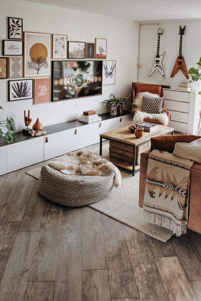 Moduleo Layred Country Oak 24918 Tatjana S World Woonkamer Het Leggen Van Een Nieuwe Pvc Vloer Cozy Living Room Design Apartment Decor Boho Living Room