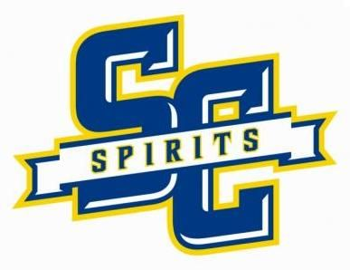 Spirits, Salem College (Winston-Salem, North Carolina) Div III, USA South Athletic Conference #Spirits #WinstonSalemNorthCarolina #NCAA (L10974)