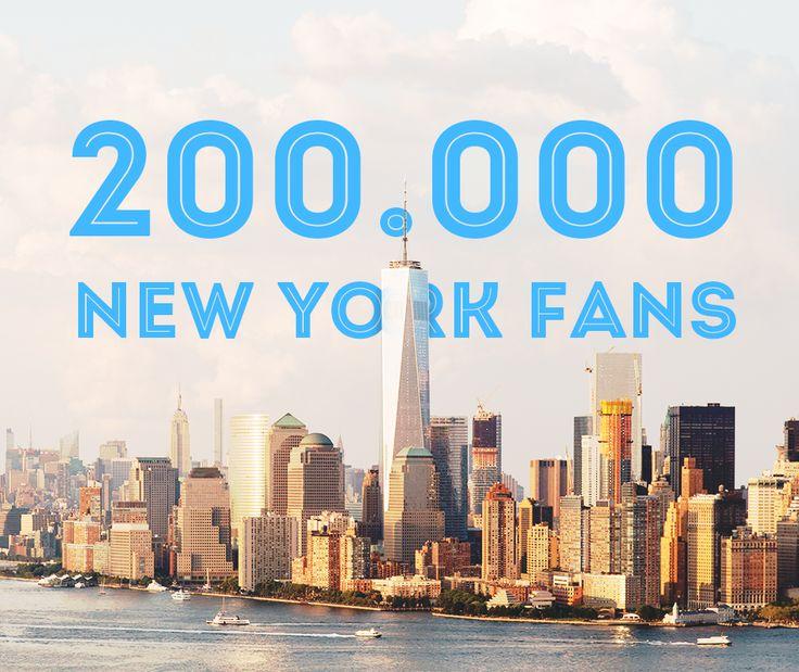 Loving New York 200.000 Fans Gewinnspiel