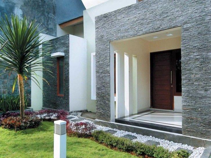 Keramik Dinding Teras Rumah
