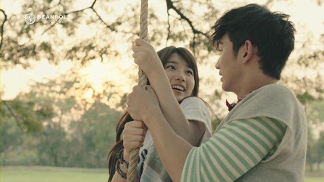Suzy (Miss A), Kim Soo Hyun For Bean Pole Outdoor