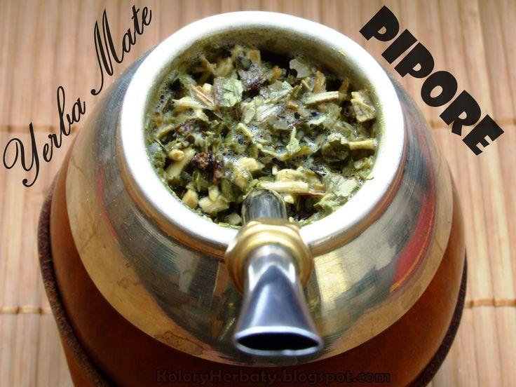 Kolory Herbaty: Pipore Elaborada Con Palo - klasyczka yerba mate z...
