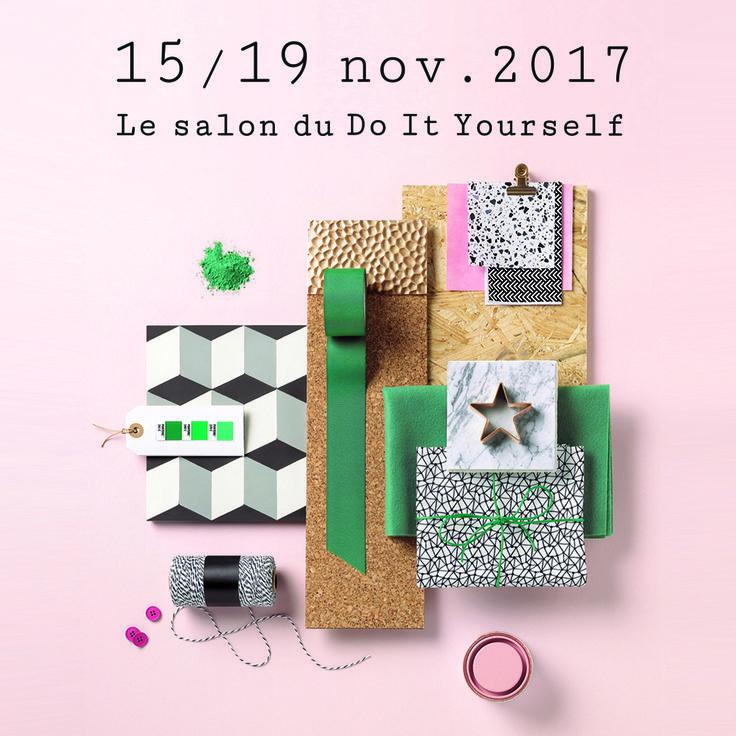 Venez réaliser votre Atelier cosmétique au salon Créations et Savoir-faire à Paris du 15 au 19 novembre 2017