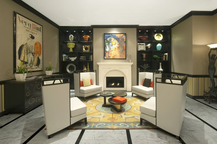 Apartment leasing offices and clubhouses a collection of for Leasing office decorating ideas