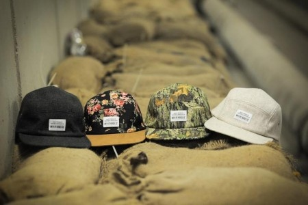Birth of Heroes Headwear Collection