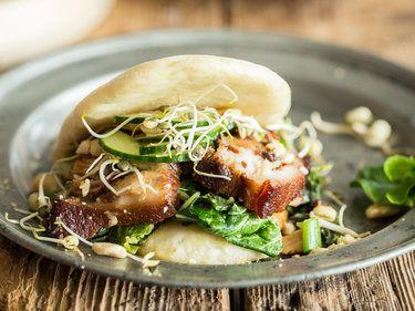 Streed Food aus Taiwan: Gua Bao Burger