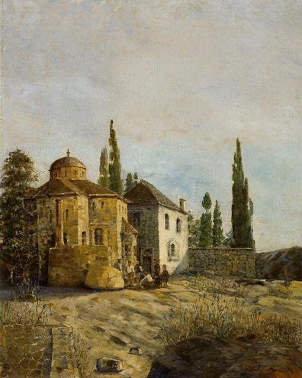 Κούτσης Ιωάννης – Ioannis Koutsis [1860-1953] | paletaart – Χρώμα & Φώς