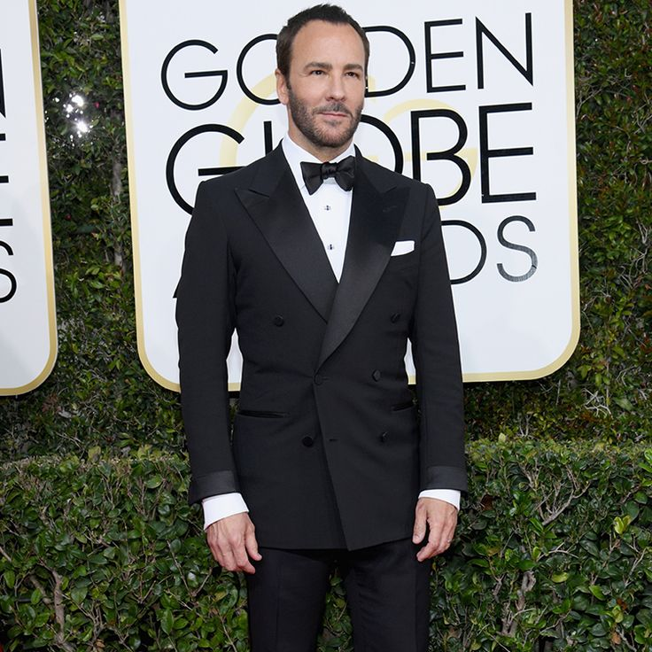 tomford:    Tom Ford at the 74th Annual Golden Globes nominated for Best Director and Best Screenplay of his movie Nocturnal Animals.